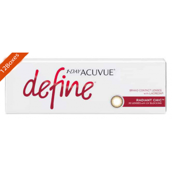 1 Day Acuvue Define Radiant Chic