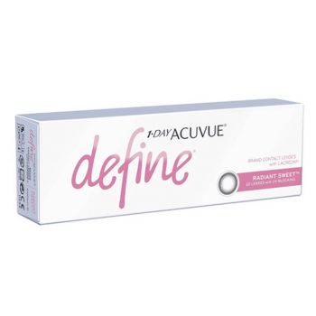 1 Day Acuvue Define Radiant Sweet