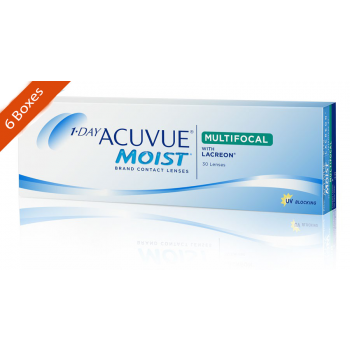 1 Day Acuvue Moist Multifocal