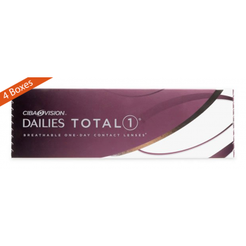 Dailies Total One Daily 30 Pk