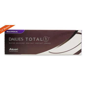 Dailies Total 1 Multifocal Daily