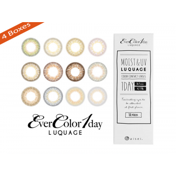 EverColor 1 Day Daily Contact Lenses