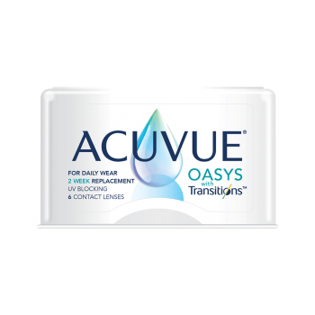 Acuvue Oasys with Transitions 2Weeks