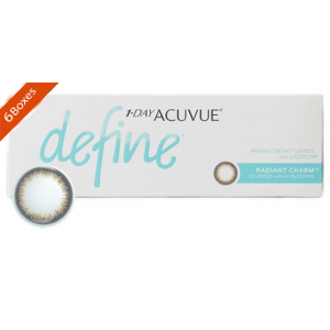 1 Day Acuvue Define Radiant Charm