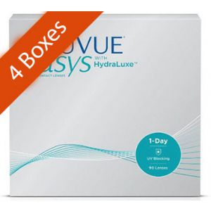 Acuvue Oasys 1 Day 90 Pack 4 Boxes